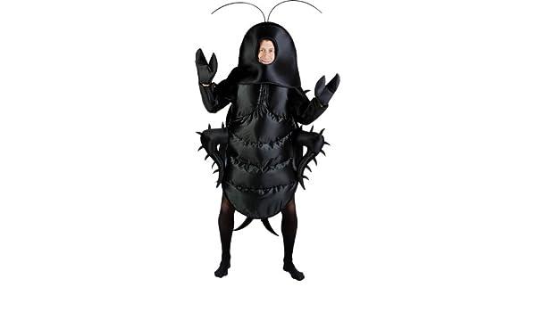 Disfraz de cucaracha negra - Única: Amazon.es: Juguetes y juegos