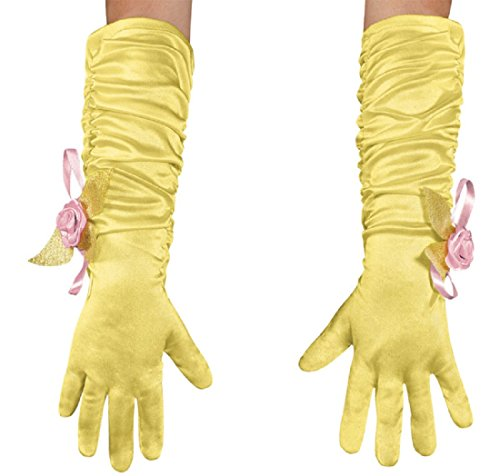 Disguise Costumes Belle Gloves Toddler