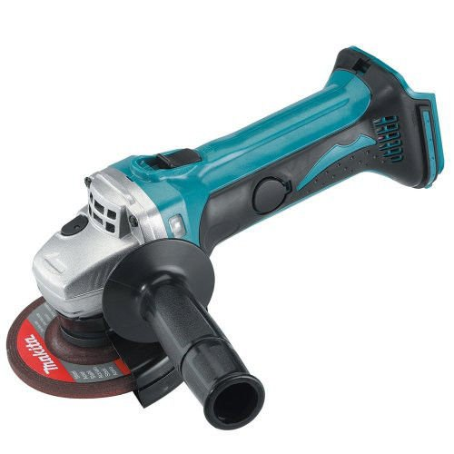 Makita XAG01Z-R 18V Cordless LXT Lithium-Ion Cut-Off/Angle Grinder (Bare Tool) (Certified Refurbished) by Makita