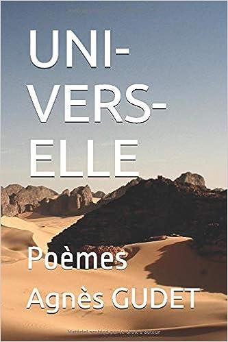 Uni Vers Elle Poèmes French Edition Agnès Gudet