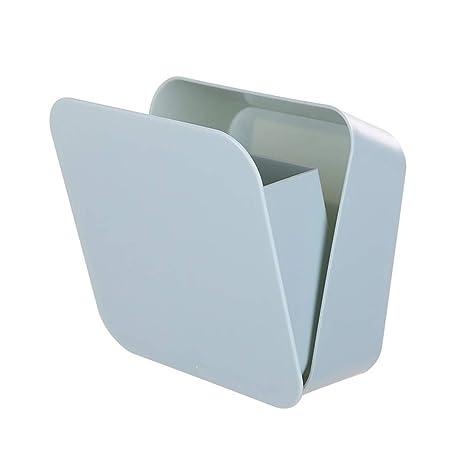 Wonque - Caja de almacenamiento de pared separable con compartimento multiusos para colgar en la pared
