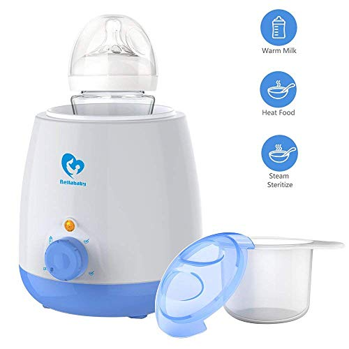 Bellababy Fast Bottle Wamer 3 Levels of Heating BPA Free Lig