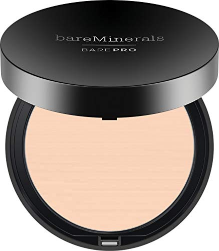 (bareMinerals Barepro Performance Wear Powder Foundation, Fair, 0.34 Ounce)