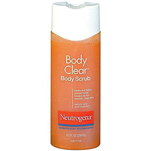 Neutrogena Body Clear Scrub 8 5