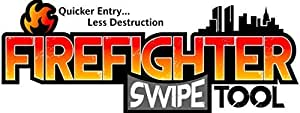 The Original Firefighter Swipe Tool - Fire, EMS, Police- MADE IN USA
