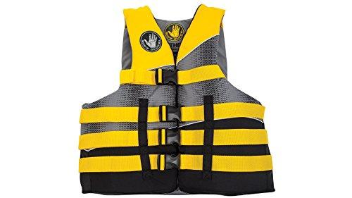 SPORT DIMENSION BODY GLOVE Method Vests, 2X/3X, Yellow