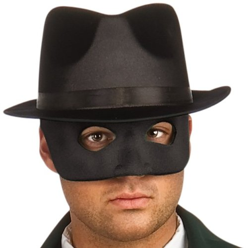 Green Hornet Costume (Rubie's Costume Co Deluxe. Green Hornet Hat Costume)