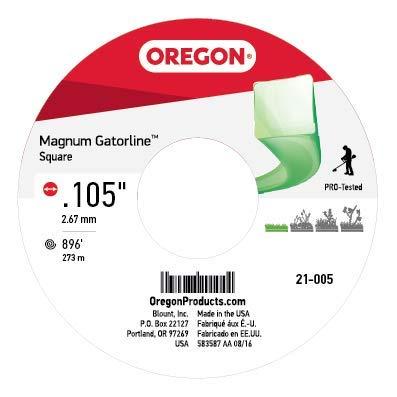 Oregon 21-005 Square Gatorline.105'', 5 Lb