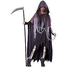California Costumes Miss Reaper Tween Costume, Large