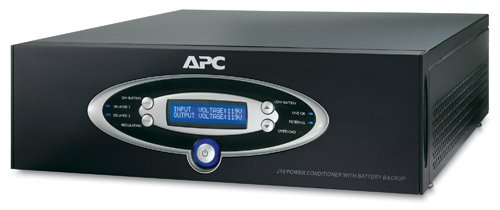 APC J15BLK Conditioner Discontinued Manufacturer