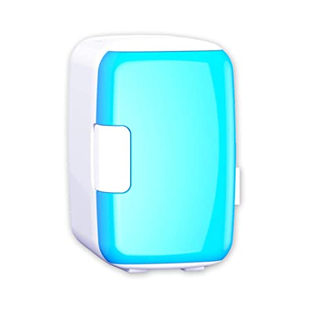 LHAO Nevera Coche Mini Nevera portatil eléctrico enfría y calienta ...