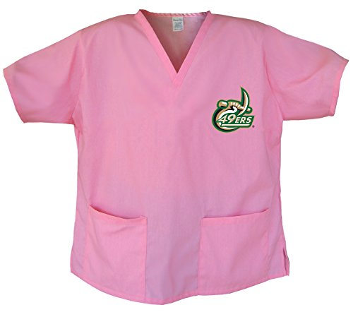 Ladies UNCC UNC Charlotte Shirts University of North Carolina Charlotte Scrubs - ()