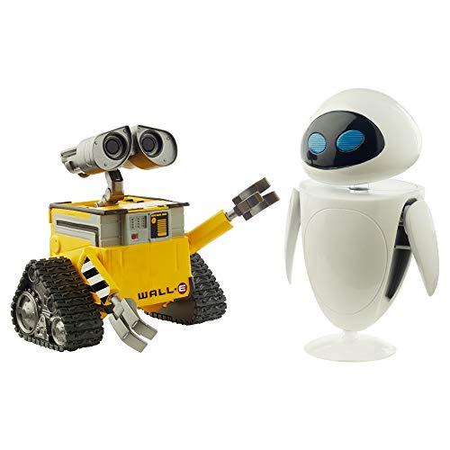 Disney Pixar Wall-e & Eve Figures