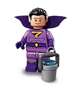 LEGO The Batman Movie Series 2 Collectible Minifigure - Wonder Twin Zan (71020)