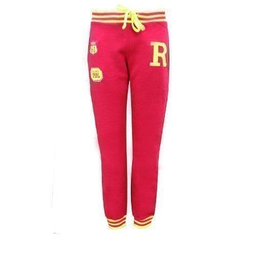 Candy Floss Fashion - Pantalón deportivo - para mujer Fuchsia/ Gelb