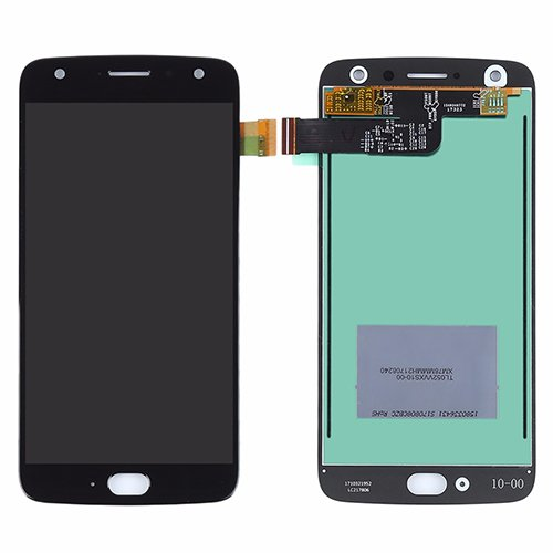 For Motorola Moto X4 XT1900-1 XT1900-2 LCD Display+Touch Screen Digitizer Glass Panel Replacement Black Only FBA