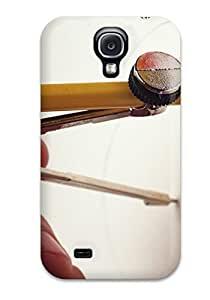 EuniceNSmith Perfect Tpu Case For Galaxy S4/ Anti-scratch Protector Case (compass Drawing)