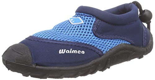 Waimea Erwachsene Wassersportschuhe Aquaschuhe Blau