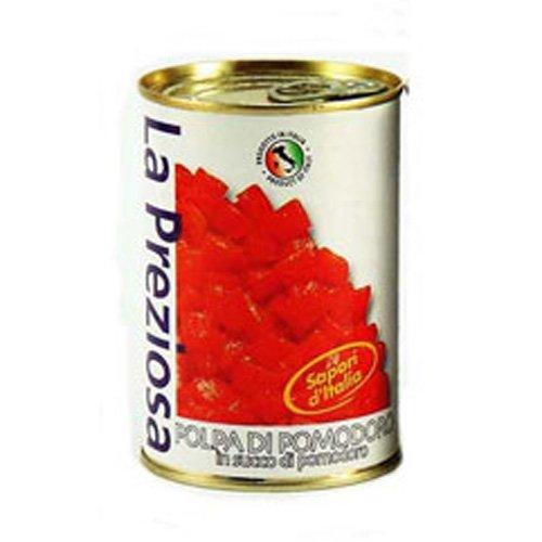ラ・プレッツィオーザ ダイストマト缶