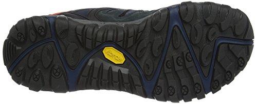 Merrell Allout Blaze Gore Tex - Zapatillas de Senderismo de cuero hombre Blau (BLUE WING)