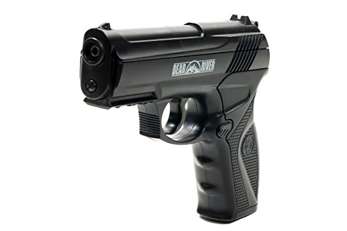 Bear River Boa BB Pistol - CO2 Semi Auto BB Gun - .177 Cal 4.5mm Ammo (Best Co2 Bb Pistol)