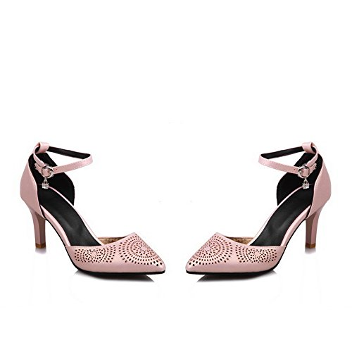 Sandales 36 Compensées Rose Femme Rose BalaMasa 5 ASL05136 Upwq6HURY5