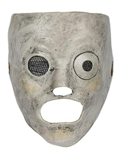 Corey Taylor Mask Cosplay Costume Accessories for Adult Halloween Latex -
