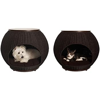 The Refined Canine's Igloo Deluxe Pet Bed