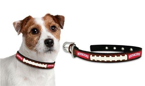 Nebraska Huskers Dog Collar - Small