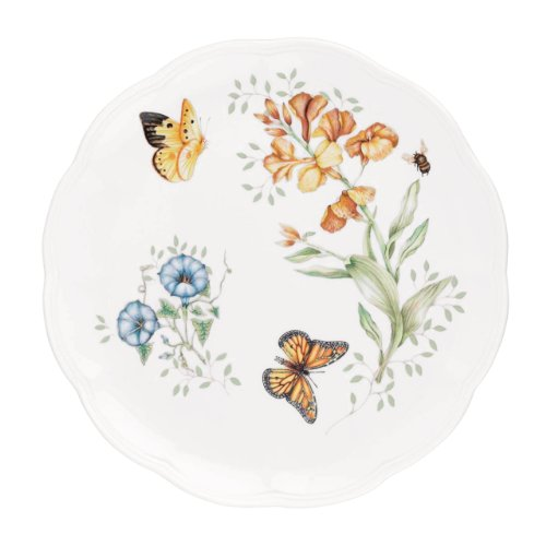 Lenox Butterfly Meadow Monarch Dinner Plate (Lenox Porcelain Plates)