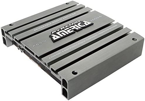 Pyramid PB918 2,000-Watt 2-Channel Bridgeable Mosfet Amplifier