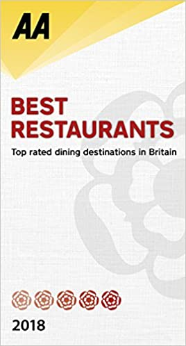 Find a restaurant with AA Rosettes | AA