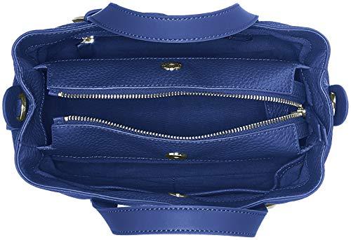 main Deep Blue 5618 Misatchem Berlin Bleu sac Heavyp à Liebeskind q0C7Zwnvwx