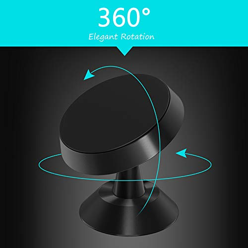 Car Phone Mount Car Mount Phone Holder with 360 Degree Rotation TCKMON tw01