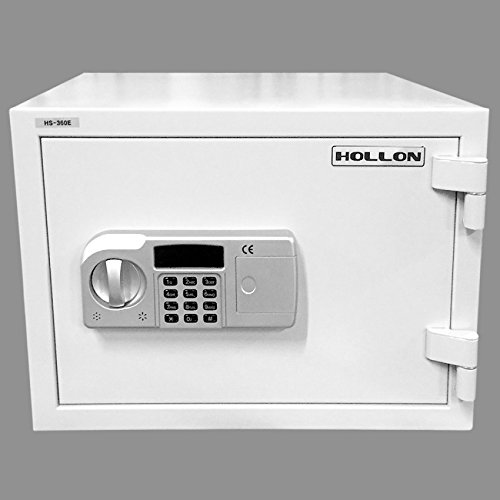 Hollon HS-360E 2 Hour Fire Proof Electronic Home Safe