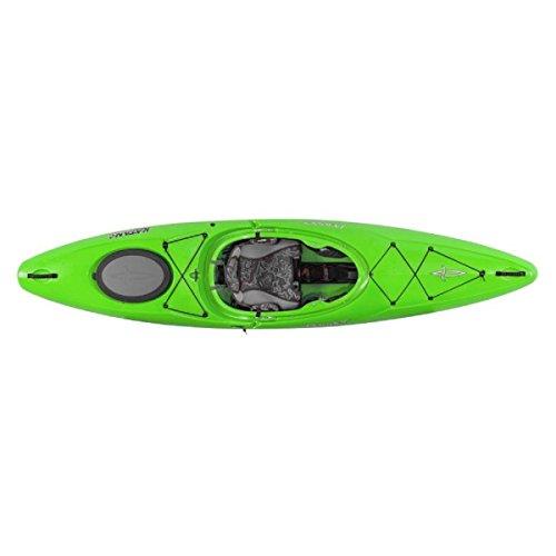 Dagger Katana Crossover Whitewater Kayak – 10.4, Lime