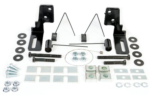 - Husky 31565 Custom Bracket Kit for Dodge Ram Pickup 1500