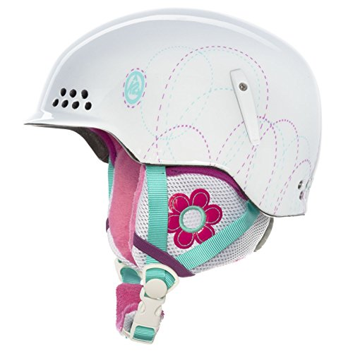 Used, K2 Illusion Ski Helmet, White, X-Small for sale  Delivered anywhere in Canada