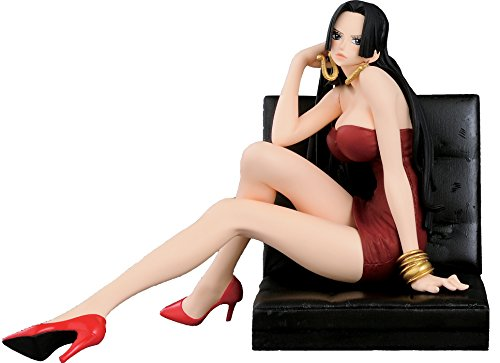 Figure Red Dress - Banpresto One Piece Creator x Creator Boa Hancock II Action Figure (Red Dress Version)