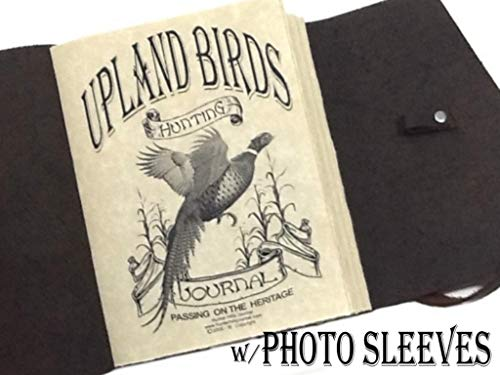 Hunter Upland Bird Journal with/Photo Pages
