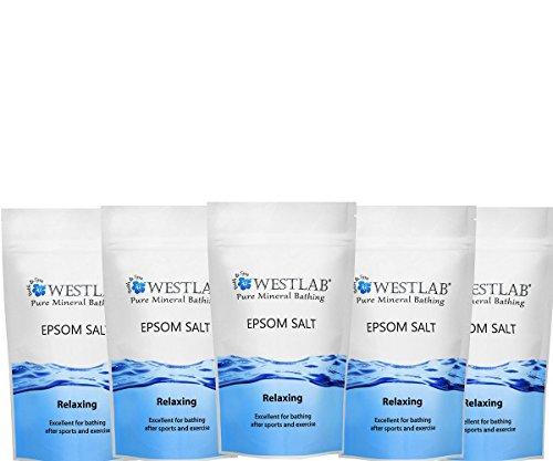 Westlab Epsom Salt 2 2lb Resealable