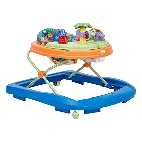 41hknr2GFDL - Safety 1st Dino Sounds 'n Lights Discovery Baby Walker With Activity Tray