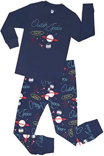 6a33d1330a Boys Pajamas Toddler Airplane Sleepwear Clothes Cotton Pants Set size 3Y