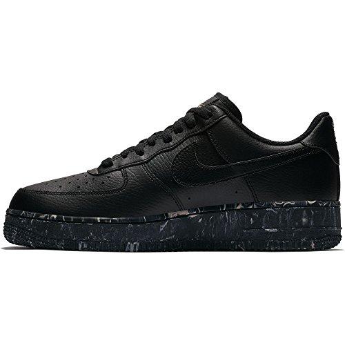 Brown Air particle NIKE Men's Shoe shadow Low Basketball Force 1 Beige Black Black 4Z7wHZ