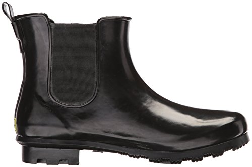 Western Chief Women's Ankle Bootie Rain Boot, Black, 11 M US by Western Chief (Image #7)