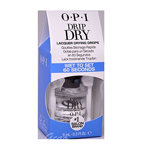 (Drip Dry Nail Polish Dryer Drops 0.3 oz each.)