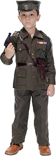 Smuktar garments Military Costume for Kids1 to 11 Years(Green)  sc 1 st  Amazon.in & Buy Smuktar garments Military Costume for Kids 1 to 11 Years(Green ...