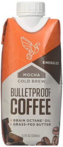 Bulletproof, Coffee Cold Brew Mocha, 11.1 Fl Oz