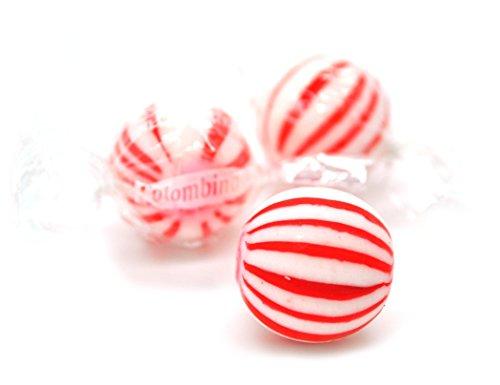 Hard Candy Jumbo (SweetGourmet Original Peppermint Jumbo Balls, 16oz)
