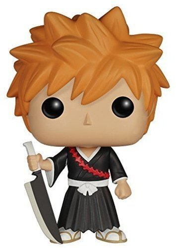 Funko POP Anime: Bleach Ichigo Action Figure
